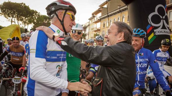 Granfondo Colnago sulle strade del Giro