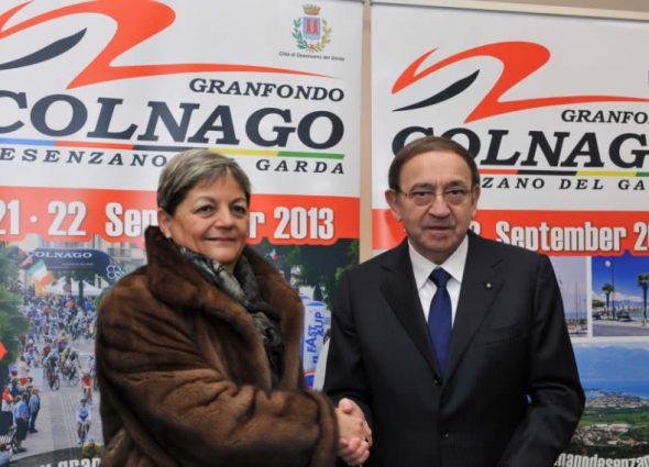 Granfondo Colnago Desenzano del Garda: un binomio di successo