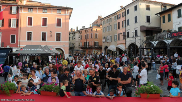 Colnago Cycling Festival: from 2014 not just a cycling marathon