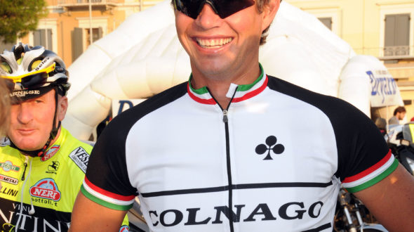 Colnago Cycling Festival: il Falco commenta i nuovi percorsi