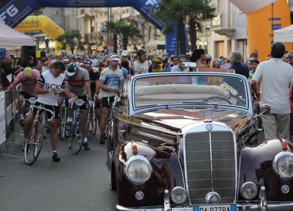 Colnago Cycling Festival: che spettacolo la Garda Legend