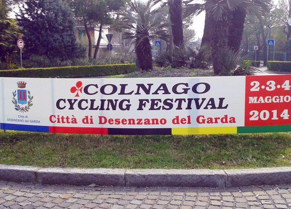 Colnago Cycling Festival: è già fermento