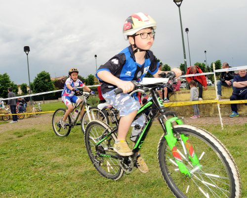 Fotogallery Colnago Cycling Festival - Junior Bike 2014