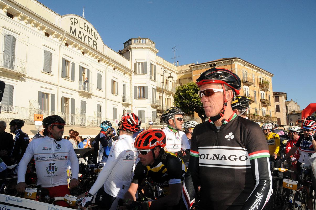 2014 - Colnago Cycling Festival - Granfondo Colnago Desenzano del Garda