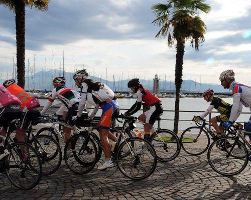 Fotogallery Colnago Cycling Festival -  Giro del Lago di Garda 2014