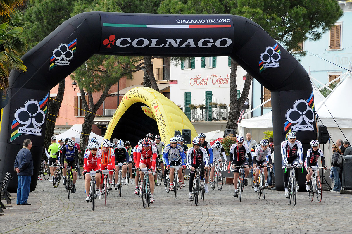 2014 - Colnago Cycling Festival - Giro del Lago di Garda