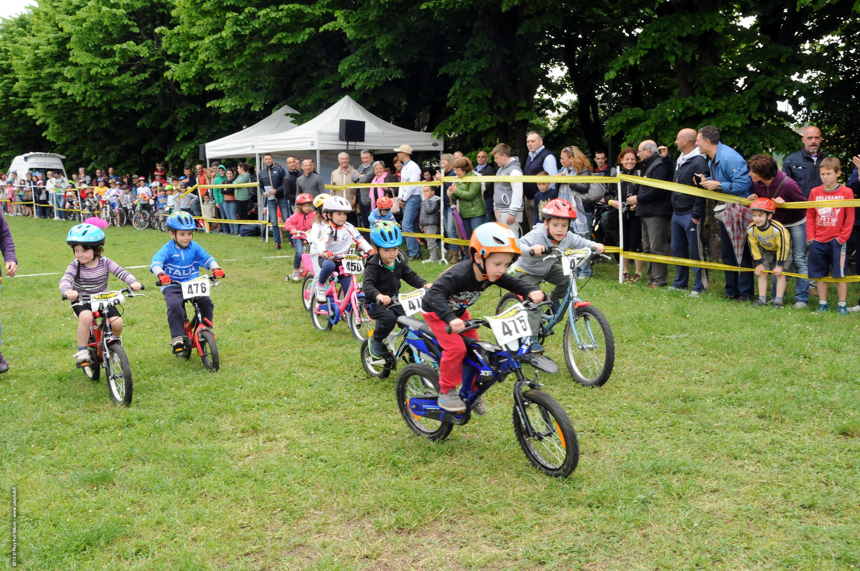 Folta la partecipazione alla Baby Bike