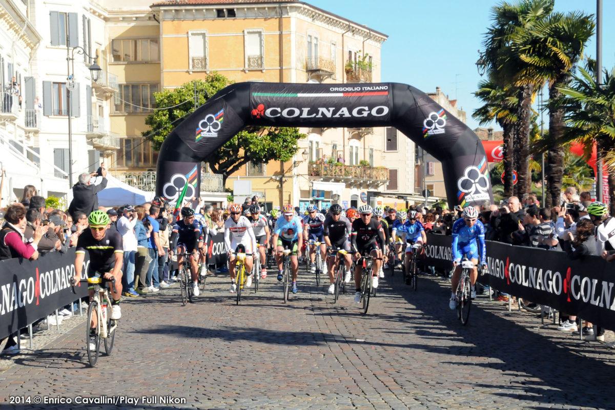 Si chiudono i tre giorni di festa del Colnago Cycling Festival