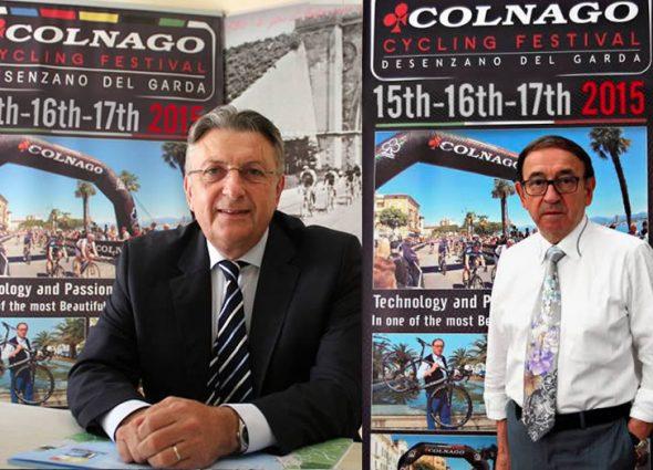 Colnago Cycling Festival posticipato dal 15 al 17 maggio