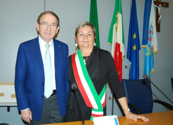 Ernesto Colnago proclamato Cittadino Onorario di Desenzano del Garda
