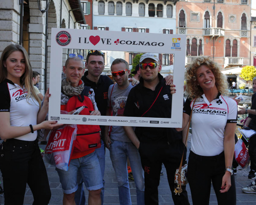 Fotogallery Colnago Cycling Festival 2017