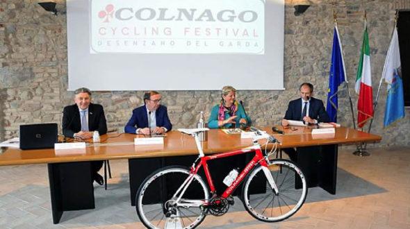 Ernesto Colnago cittadino onorario di Desenzano del Garda
