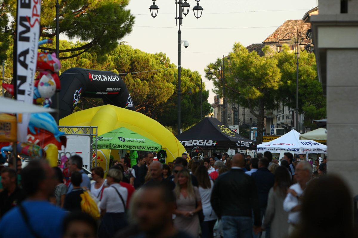 Desenzano del Garda: the cycling party is here!