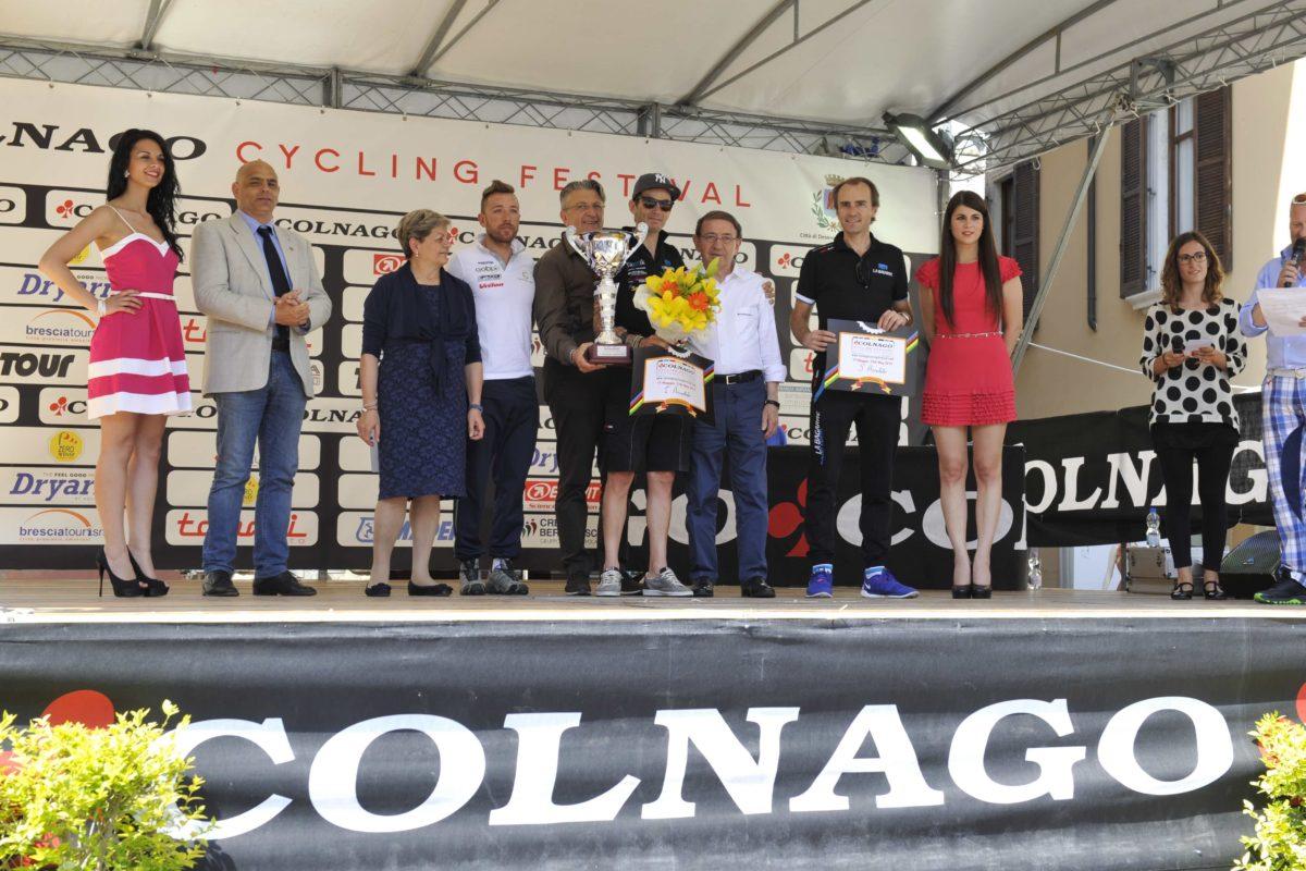 Successo pieno per il terzo Colnago Cycling Festival