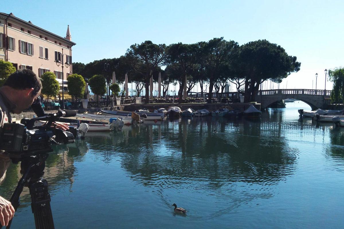 Desenzano del Garda: the Colnago Marathon Heart