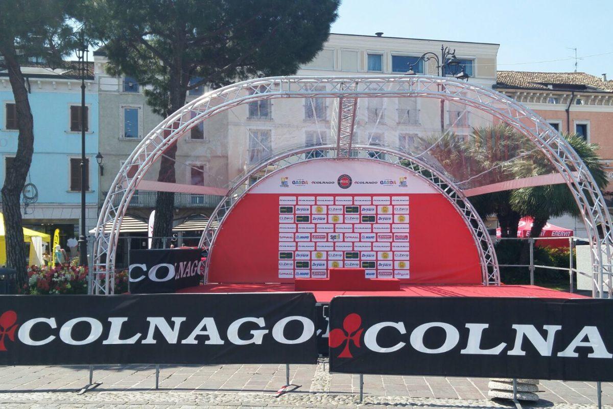 Desenzano del Garda e Colnago: Via alla Festa!