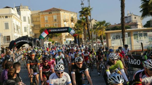 COLNAGO CYCLING FESTIVAL SEMPRE SORPRENDENTE !!