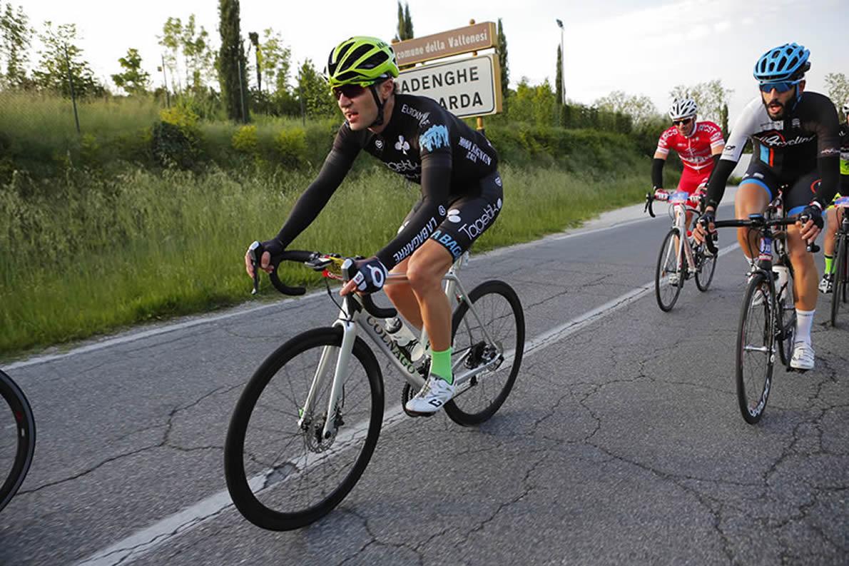 Desenzano del Garda: il cuore del Colnago Cycling Festival