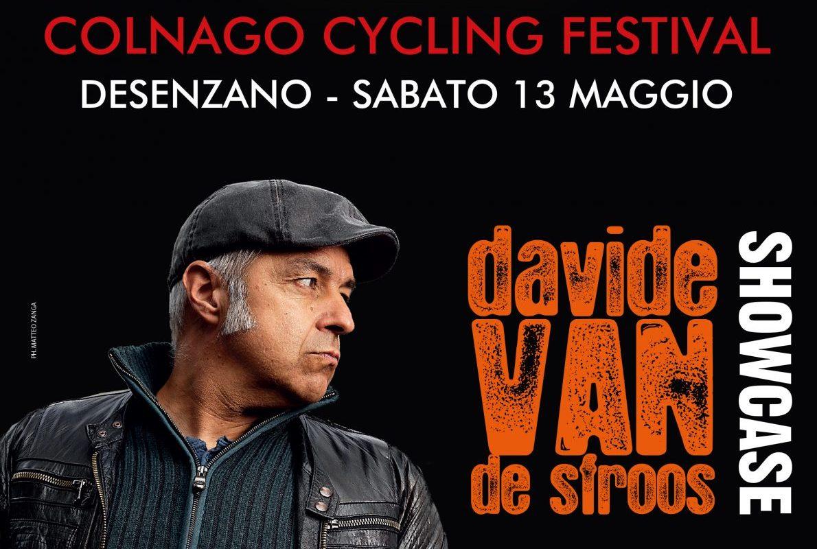 12-13 MAGGIO VAN DE FROOS E ONE MUSIC SHOW