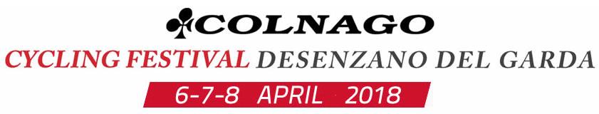 Colnago Cycling Festival Desenzano del Garda 6-7-8 April 2018 Italy