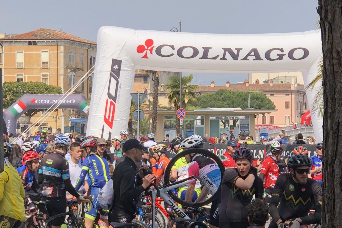 COLNAGO CYCLING FESTIVAL: 3 DAYS OF GREAT SHOW