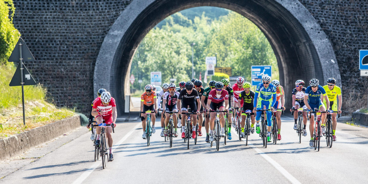 START TO THE REGISTRATION OF THE  COLNAGO CYCLING FESTIVAL 2019