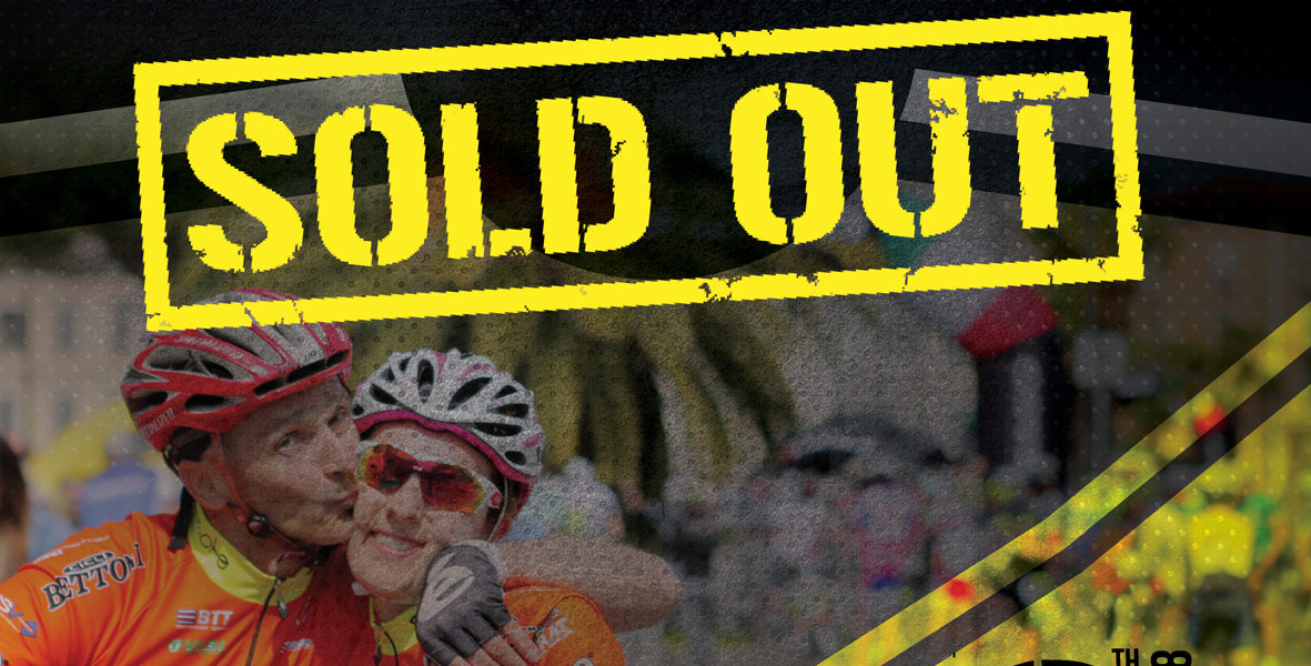 2 NOVEMBRE – SOLD OUT 500 BIB NUMBERS