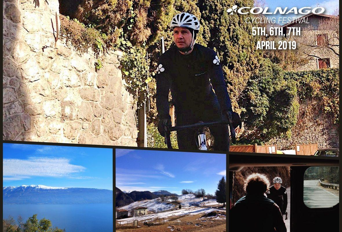 Granfondo Colnago 2019 – The official route tester Paolo Savoldelli promotes Granfondo long route!