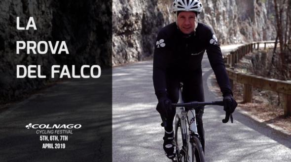 Granfondo Colnago 2019 – I CONSIGLI DEL FALCO PAOLO SAVOLDELLI