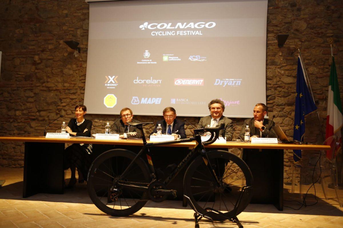 Colnago Cycling Festival 2019– Tre giorni di sport, spettacolo e divertimento