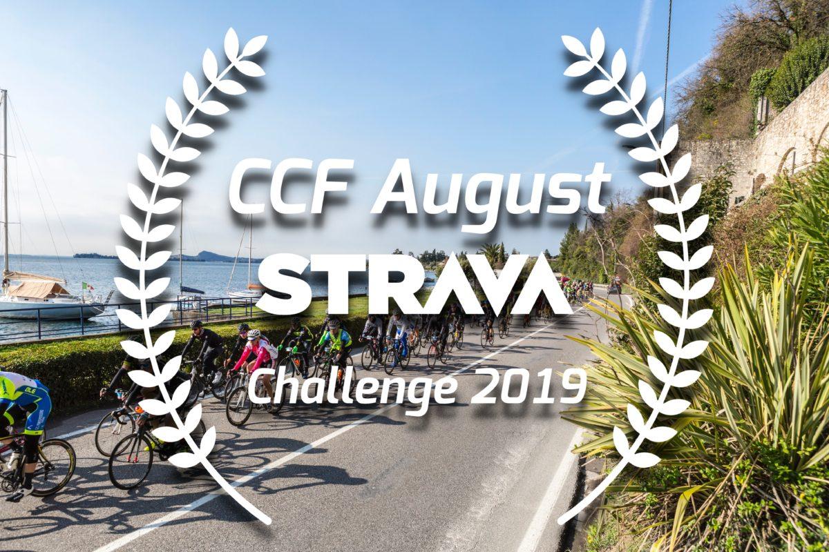 CCF August Strava Challenge – La sfida riparte e raddoppia!