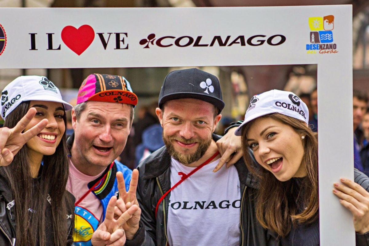 Colnago Cycling Festival … un weekend da sogno!