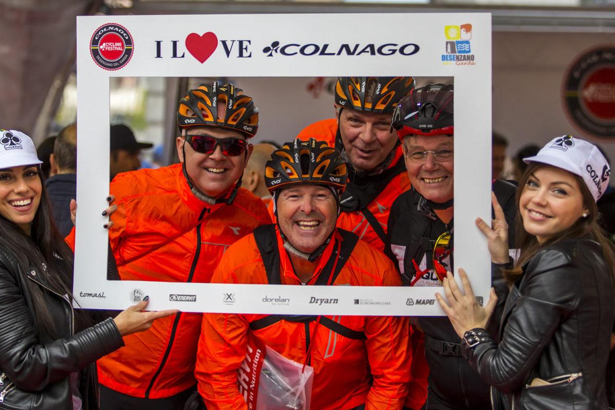 COLNAGO CYCLING FESTIVAL …ein traumhaftes Wochenende !