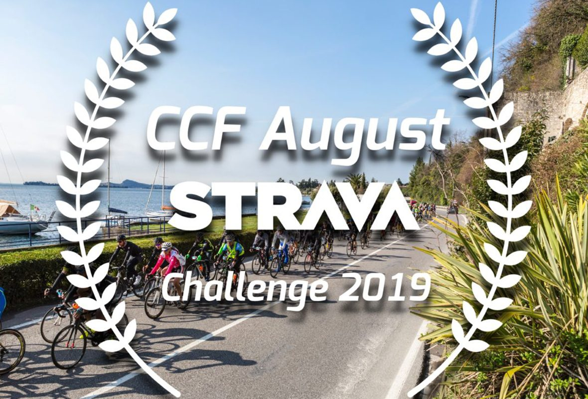 CCF August Strava Challenge – The Challenge restarts and doubles!