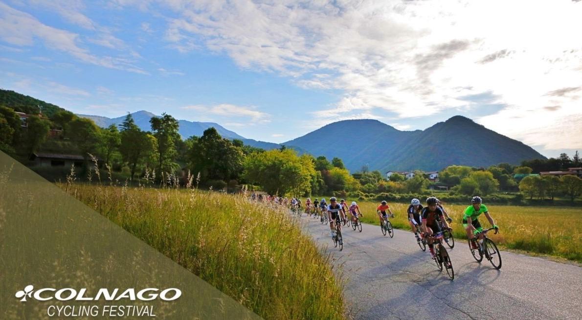 COLNAGO CYCLING FESTIVAL 2020: RIAPERTURA UFFICIALE DELLE ISCRIZIONI                 GIOVEDI' 25 GIUGNO ALLE 21.00 APERTURA PETTORALI