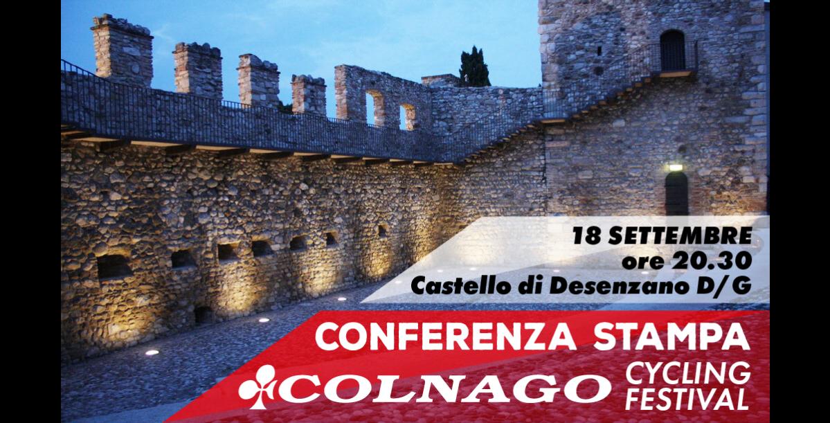 CONFERENZA STAMPA COLNAGO CF20 Special Edition!