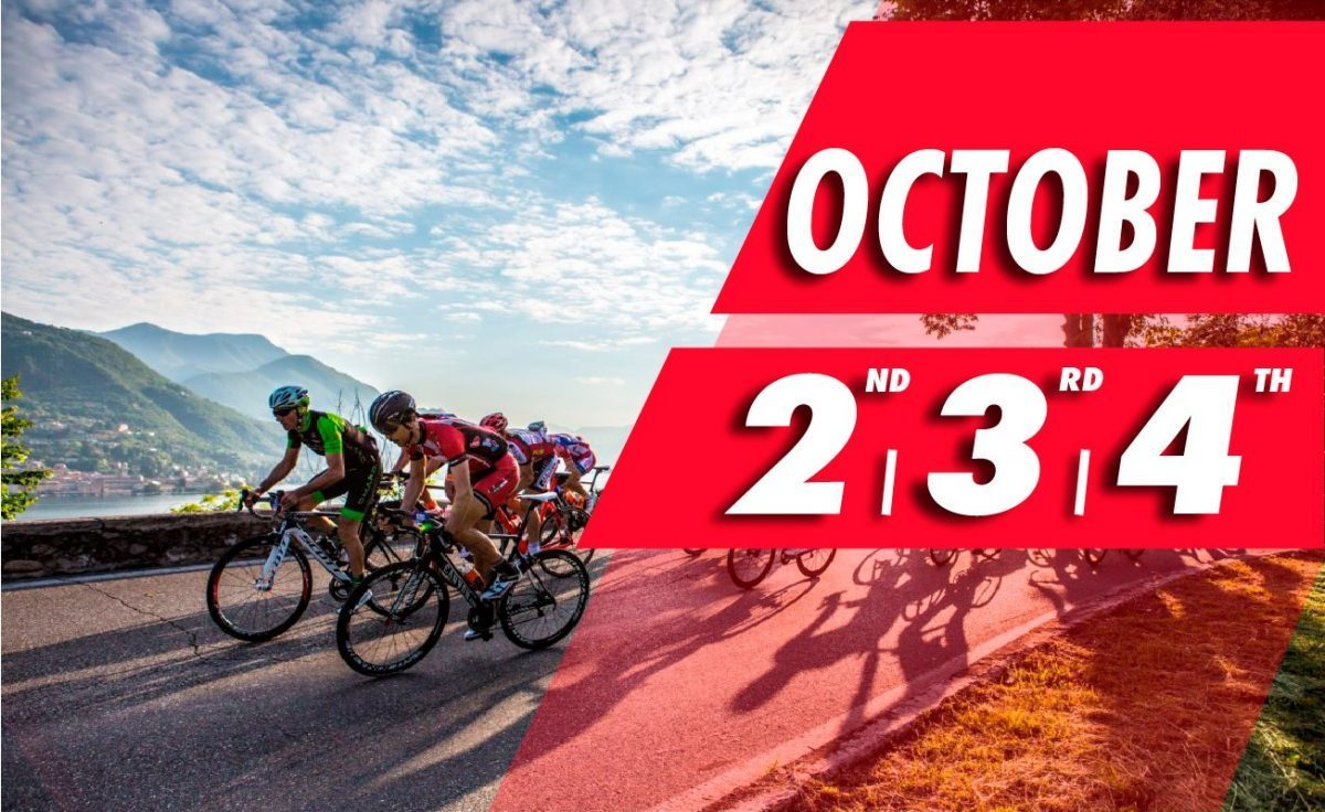 COLNAGO CYCLING FESTIVAL 2020 STARTING TOMORROW WITH THE RANDONNEE