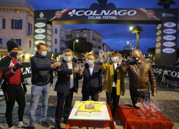 COLNAGO CYCLING FESTIVAL 2020 RIPARTENZA E TANTE EMOZIONI IN SICUREZZA!