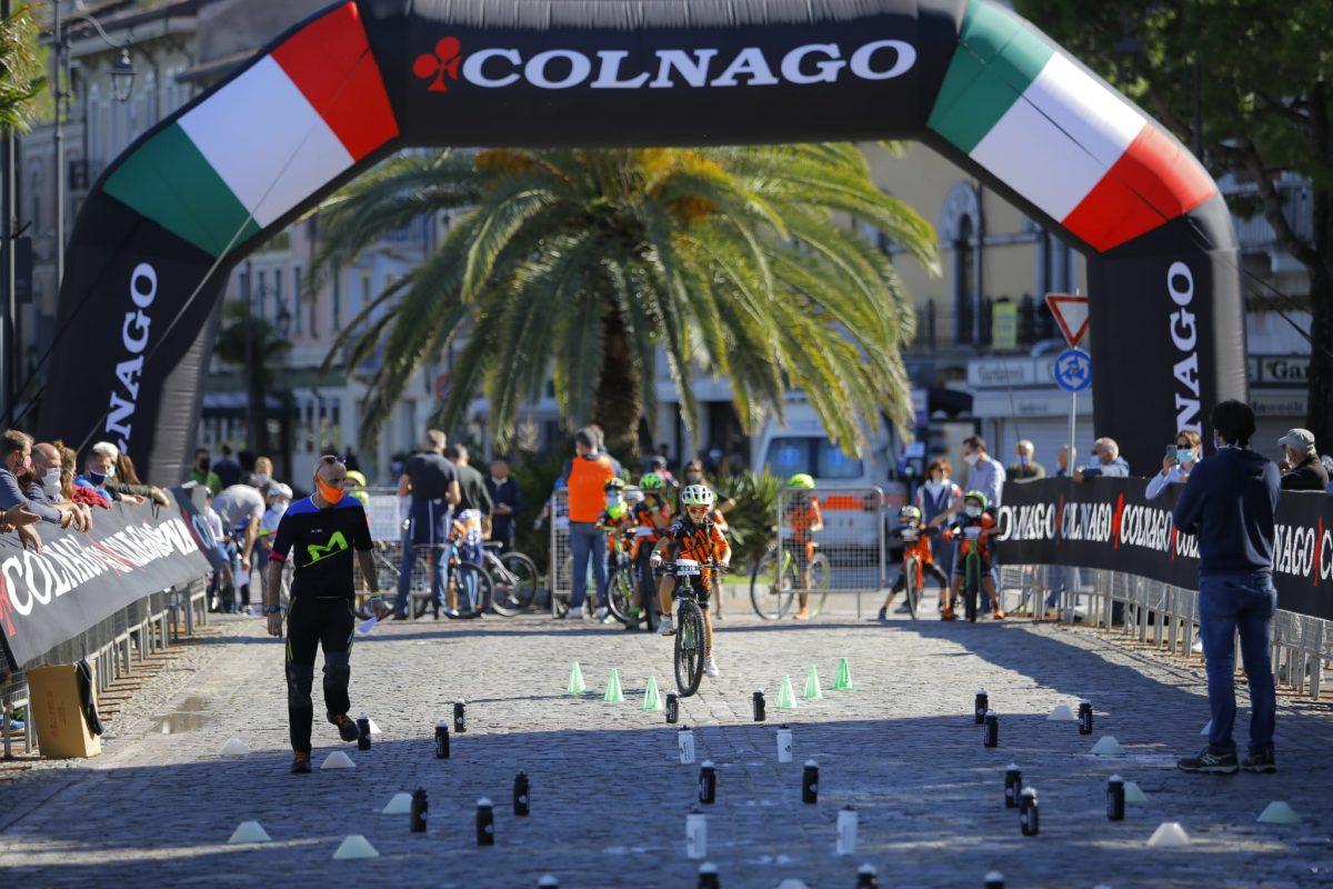 COLNAGO CYCLING FESTIVAL 2020 RIPARTENZA E TANTO DIVERTIMENTO ALLA JUNIOR BIKE!