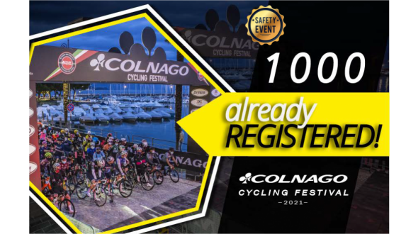 THANK TO 1000 REGISTERED!