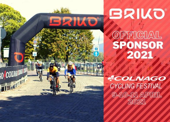 BRIKO OFFICIAL SPONSOR CCF 2021!