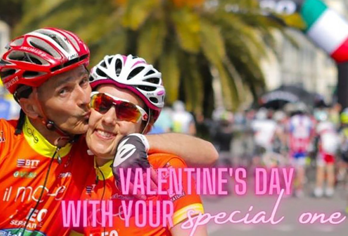 VALENTINE'S DAY WITH YOUR SPECIAL ONE!
