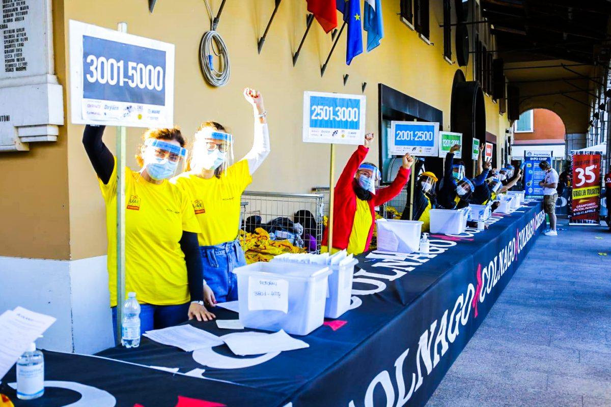 GRANFONDO COLNAGO: 10 PETTORALI SILVER, POI SOLD OUT